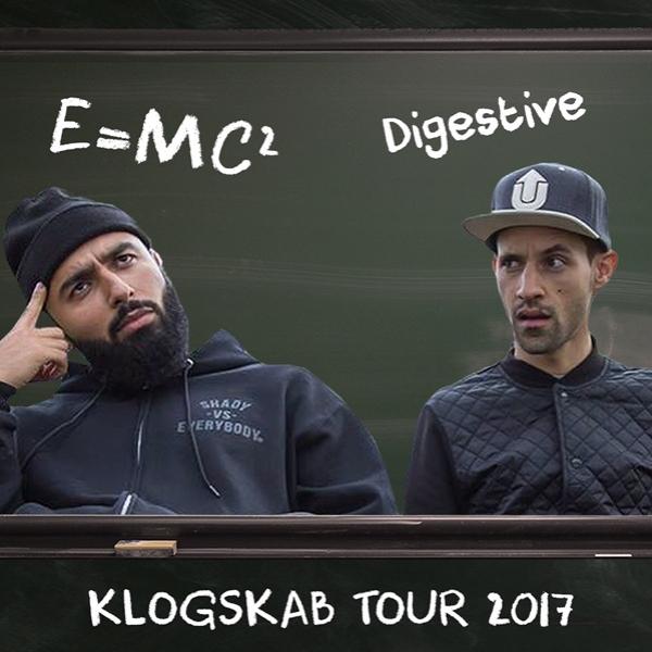 Adam & Noah: Klogskab Tour 2017