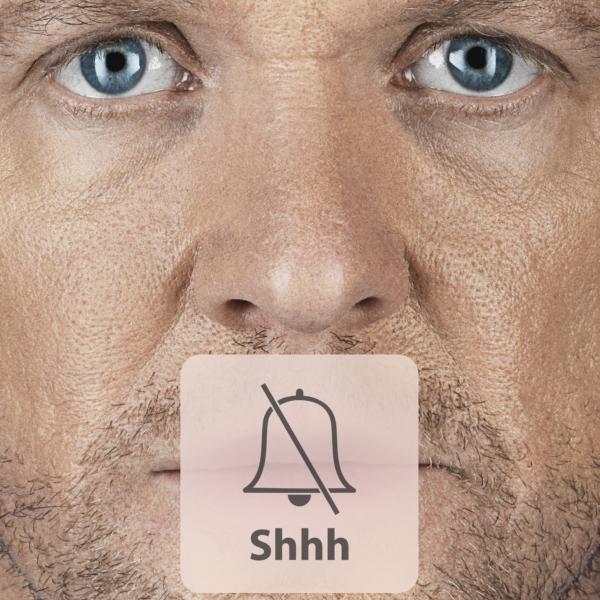 Anders Matthesen – Shhh