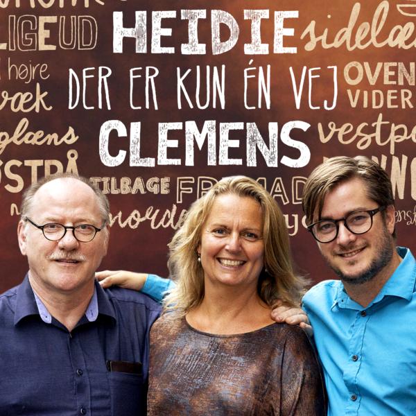 Trioen Heidie Clemens
