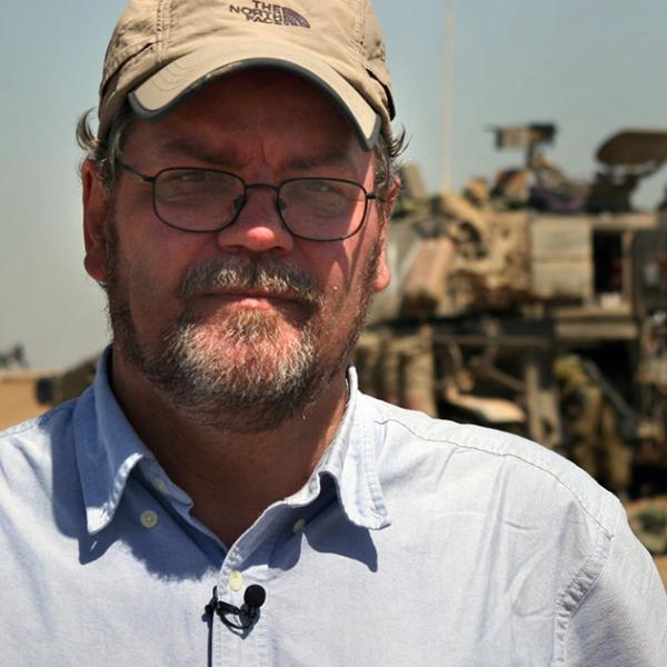 Foredrag: Den aktuelle situation i Mellemøsten v/Steffen Jensen