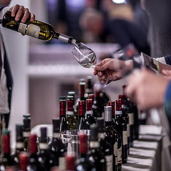 Jysk Vins Kæmpe Vinfestival