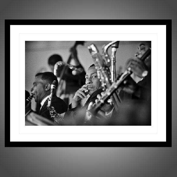 Fotoudstilling: Jim Marshall – Jazz Festival
