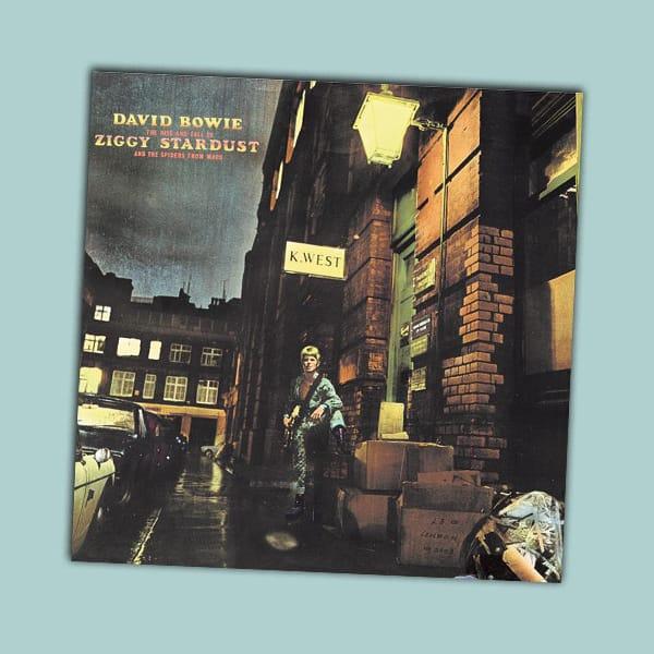 Ziggy Stardust – Foredrag v/Jan Poulsen