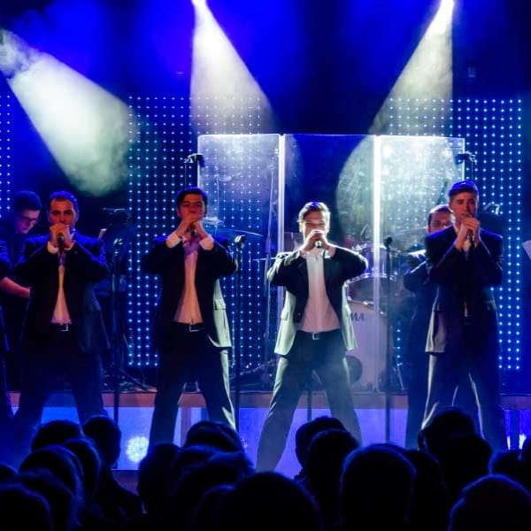 The 12 Tenors – 12-års jubilæumstour