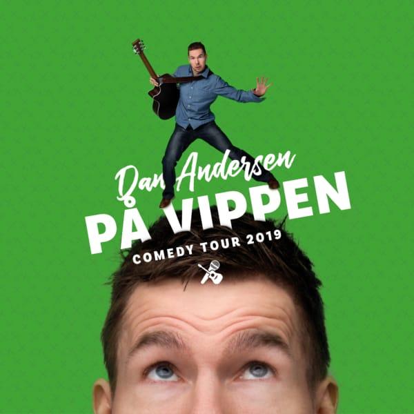 Dan Andersen på vippen