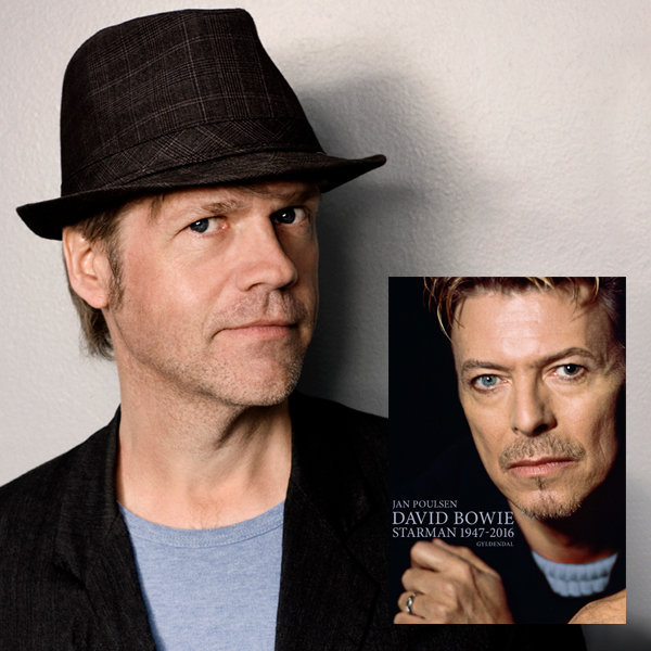 David Bowie – Foredrag v/ Jan Poulsen