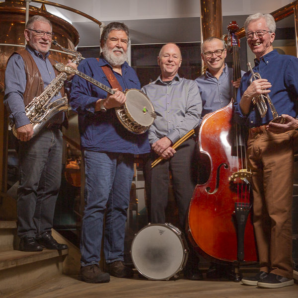 Frokostjazz – All Time Jazz Band