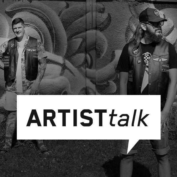 Jonny Hefty & Jøden – Artist Talk