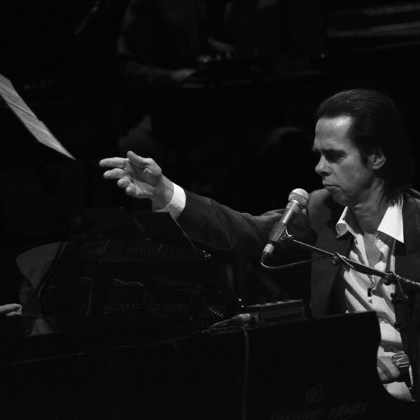 Nick Cave-foredrag