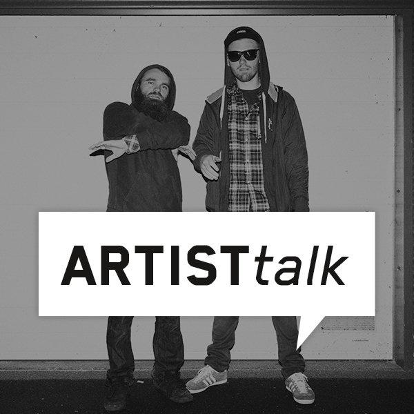 Klumben & Raske Penge – Artist Talk