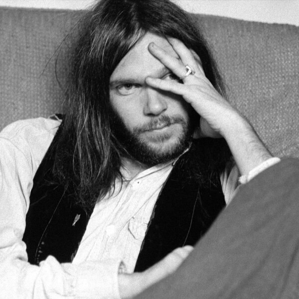 Neil Young-foredrag