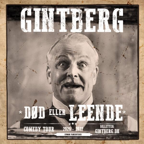 Jan Gintberg – Død eller Leende